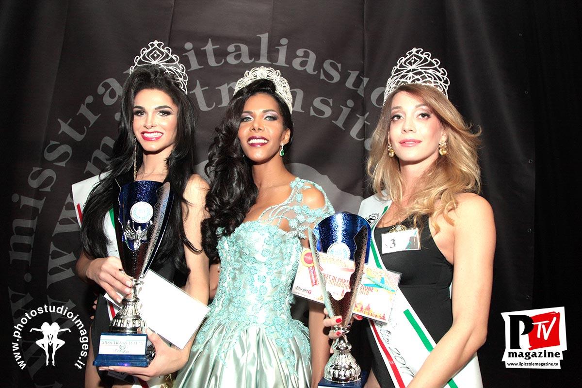 Fabiola Fontana e le due vincitrici