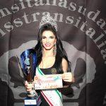 Valentina Melo vince il primo posto Sud America